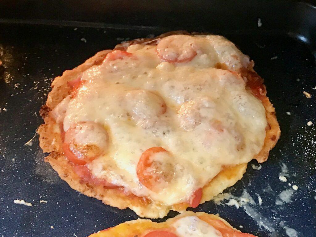 ПП пицца с ветчиной и сыром