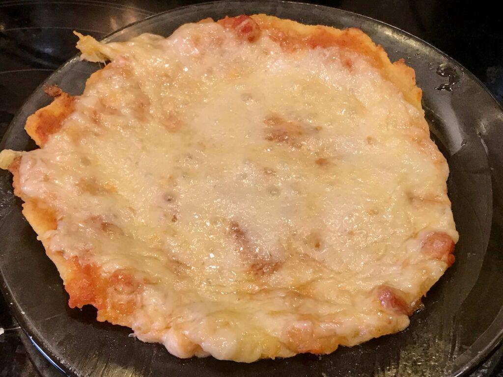 Сырная ПП пицца