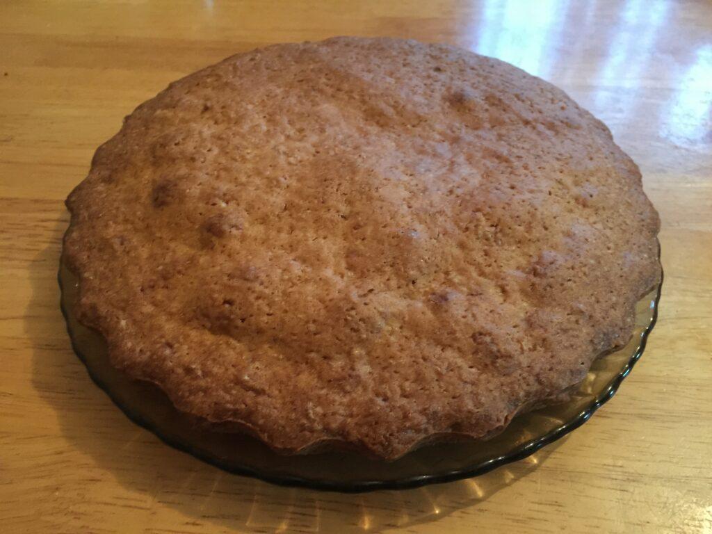 Тыквенный кекс